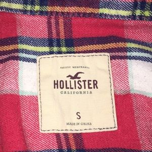Hollister Small Flannel